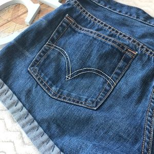 Levi's Shorts - Levis Denim Shorts